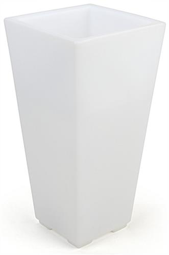 LED ice bucket pot is 30 inches tall