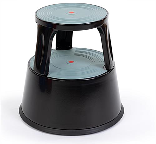 180 degree motion rolling kick step stool