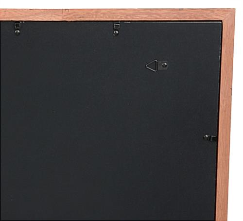 Military Shadow Box - Cherry
