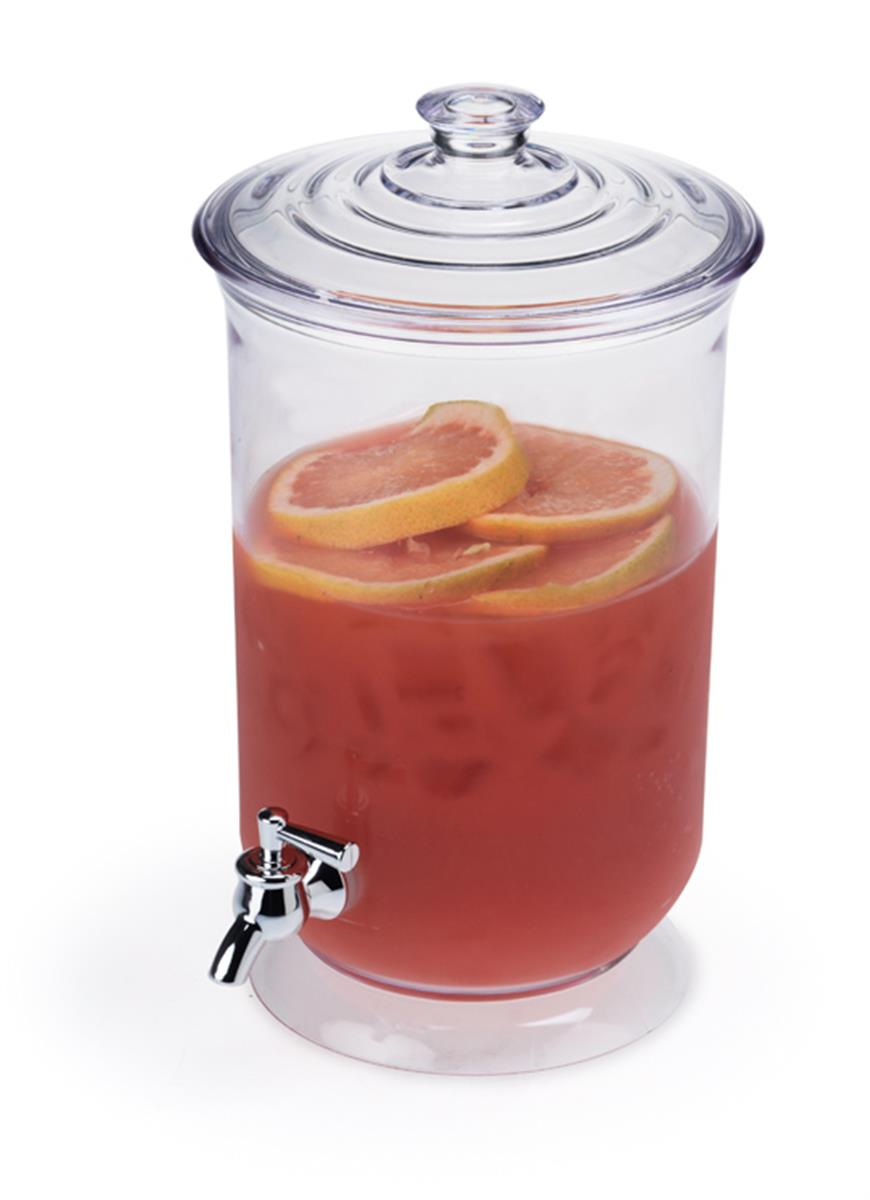 Plastic Drink Dispenser Holds 1 16 Gallons Of Liquid