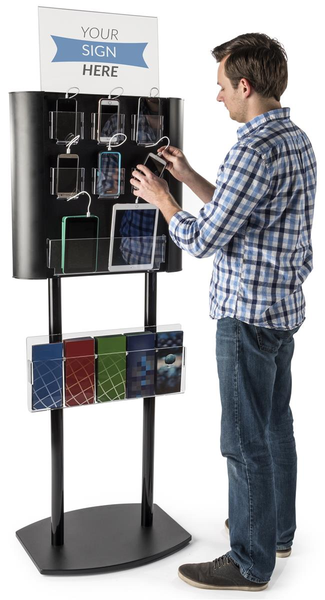 Multiple Cell Phone Charging Station