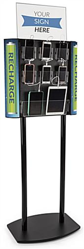 Phone Charging Kiosk for 8 Devices