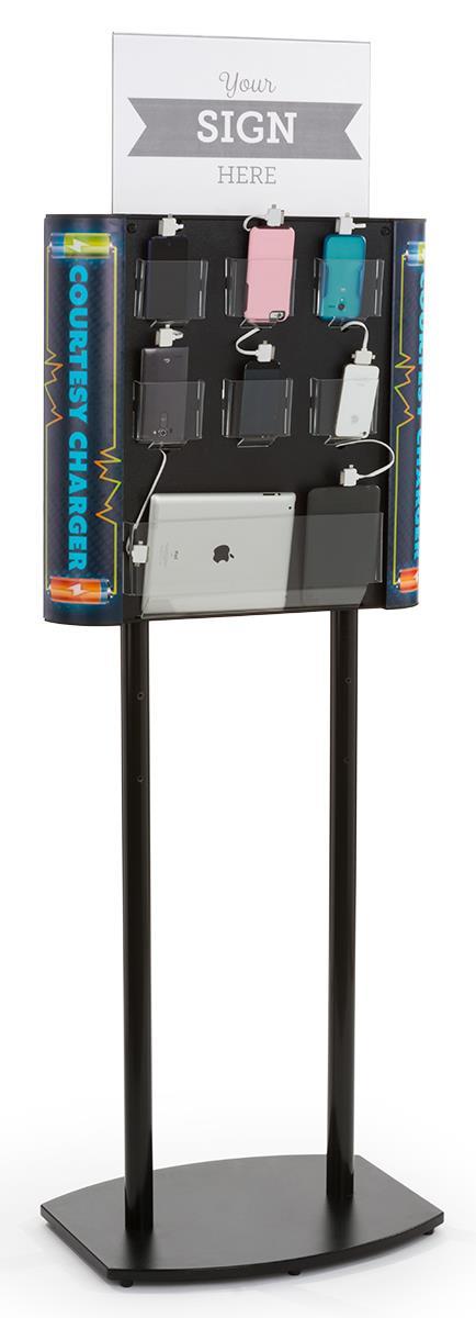 multi phone charging station for indoor use. Black Bedroom Furniture Sets. Home Design Ideas