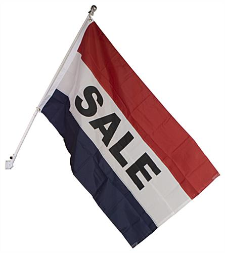 Sale Flag with 5' Flagpole