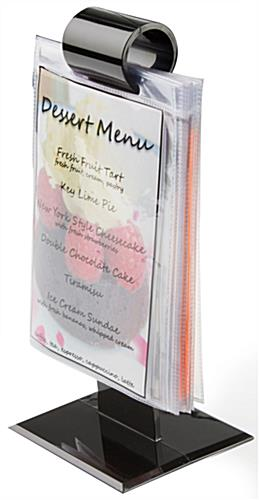 Restaurant Menu Holders