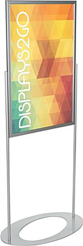 24 x 36 Metal Sign Holder