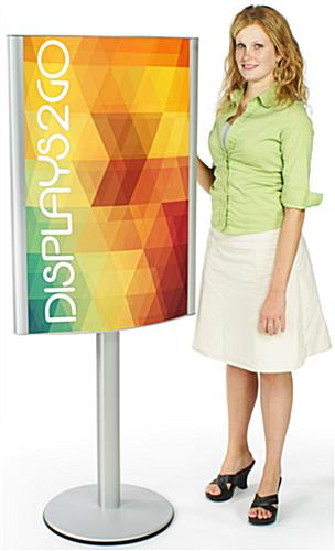 Retail Advertising Display