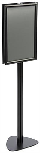 "11"" x 17"" Contemporary Sign Stand, Double Sided"