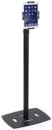 Black Ereader Floor Stand