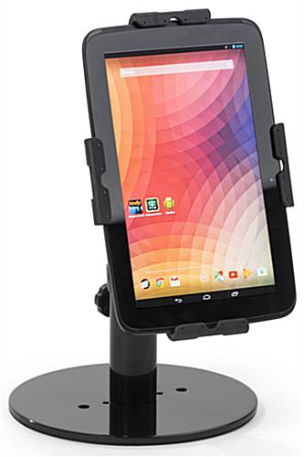 Universal Stand for Tablets, Adjustable Enclosure