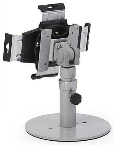 Universal Tablet Cradle with Quick Height Adjustments