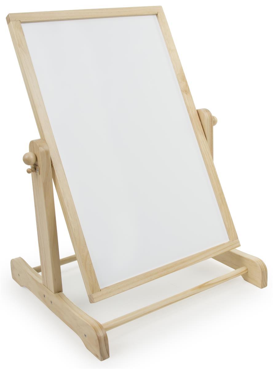 Chalkboard and Whiteboard Easel   Freestanding Art ...