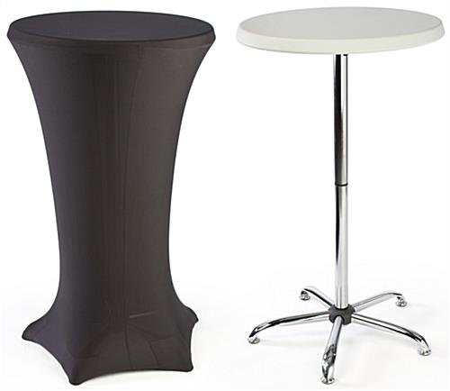 "27"" Diameter Cocktail Tables"