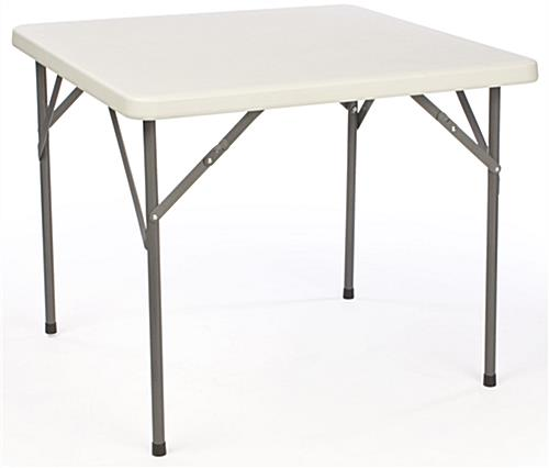 Square Folding Card Table