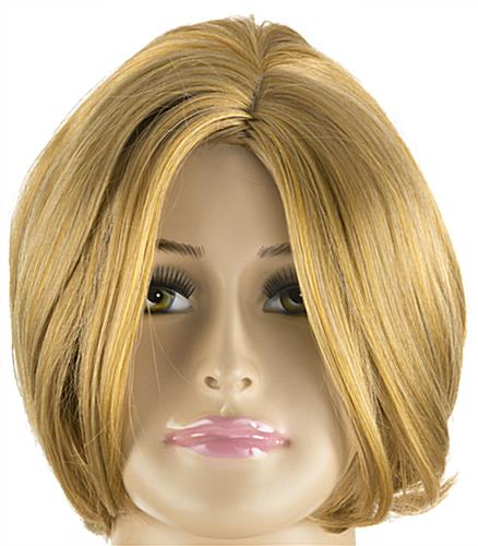Realistic Blonde Wig 107