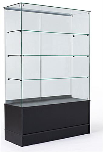 This Free Standing Display Case Is 1 Of 100 Store