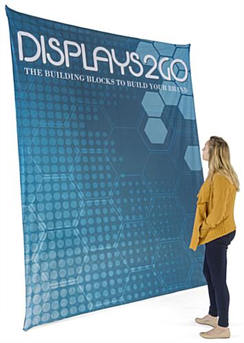 Large Format Trade Show Graphics for Campaigning