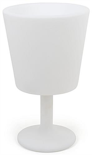 LED Party Bucket with 31 inch height