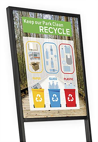 18x24 SEG replacement poster for FSSEG stands