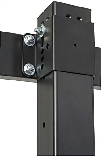 Height Adjustable Mobile Video Wall