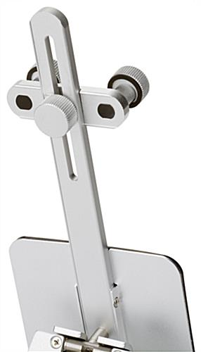 "Universal iPad Mount Fits Most 10"" Tablets"
