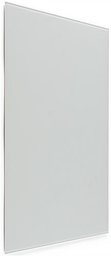 24 x 18 Magnetic Glass Whiteboard, Portrait or Landscape