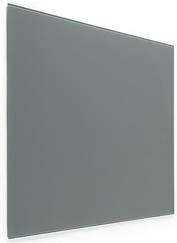 Mountable 36 x 24 Magnetic Glass Dry Erase Board