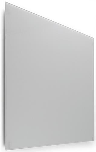 36 x 24 Magnetic Glass Whiteboard for Wall