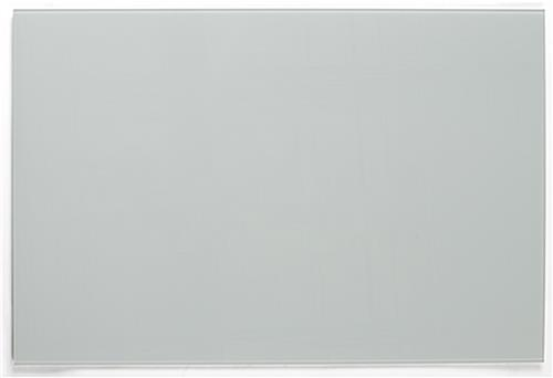 36 x 24 Magnetic Glass Whiteboard, Tempered