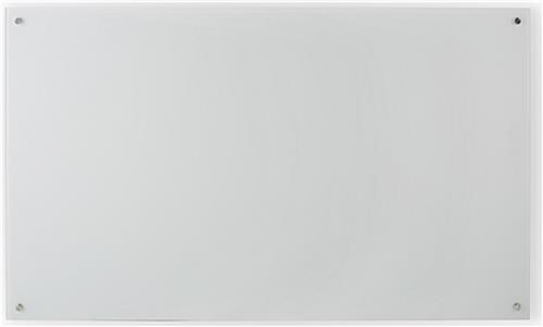 Tempered 60 x 36 Magnetic Glass Whiteboard