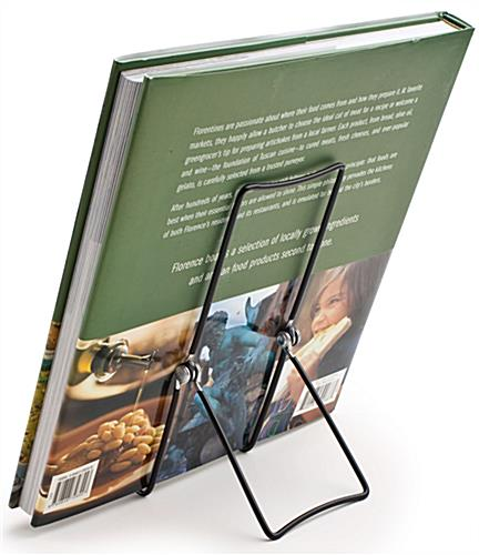 Tabletop Easel Features Fully Adjustable Design