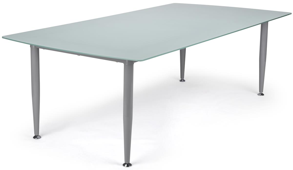 Frosted Glass Dry Erase Table Smooth Surface