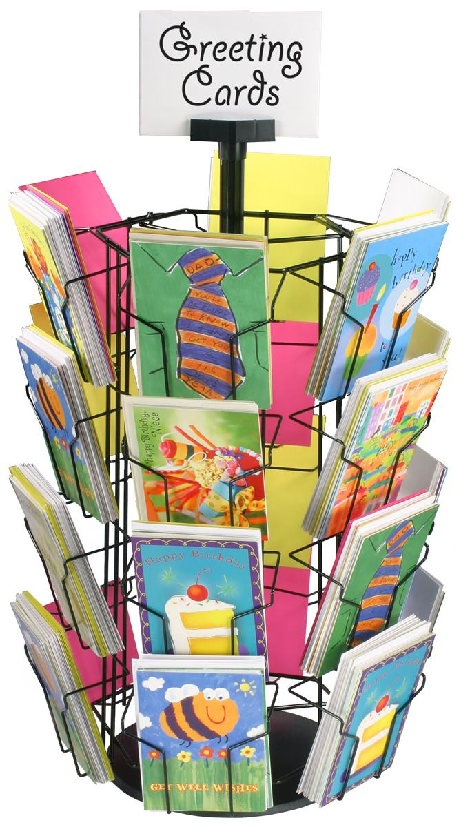 Purchase These Greeting Card Fixtures Direct From Our Warehouse