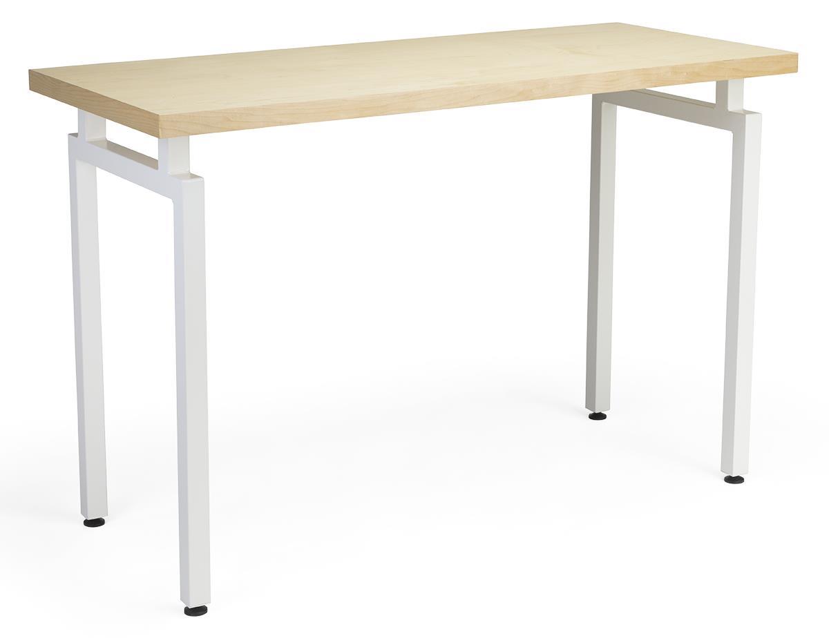 Peachy Nestable Accessory Display Table White Steel Legs Uwap Interior Chair Design Uwaporg