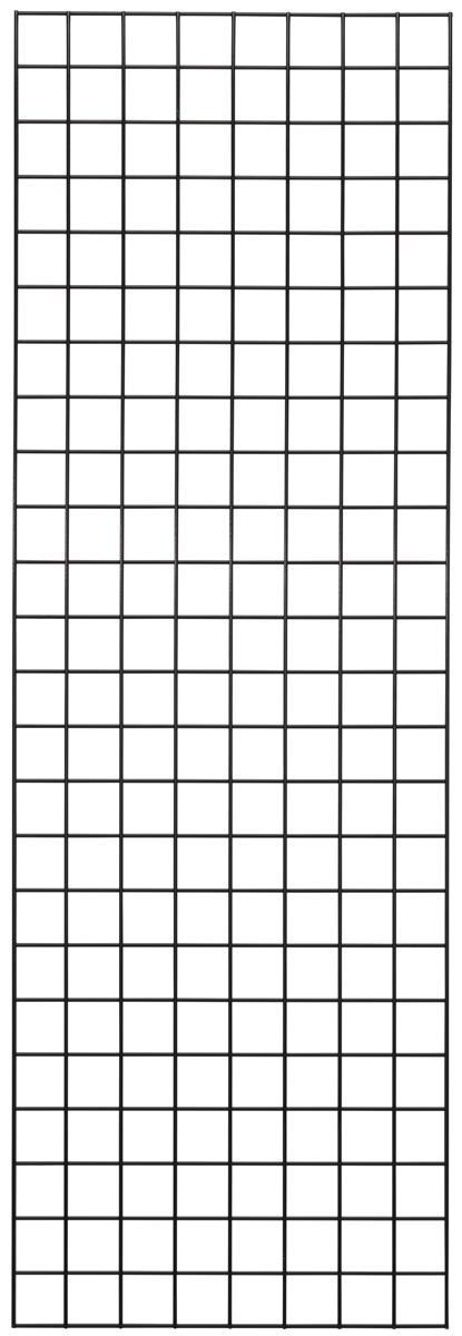 2 u0026 39  x 6 u0026 39  black wire gridwall panel