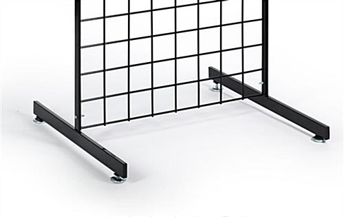 Gridwall Base for Single Panel