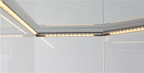 lighting for display cabinets. display case for jewelry lighting cabinets