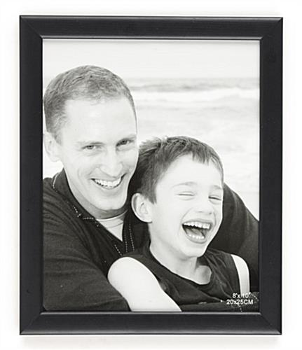 Black Wood Photo Frame Available In 3 Different Sizes