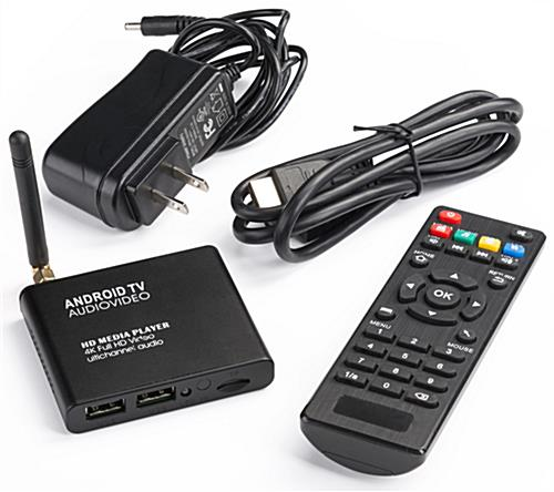 Android Media Player with HDMI Cord