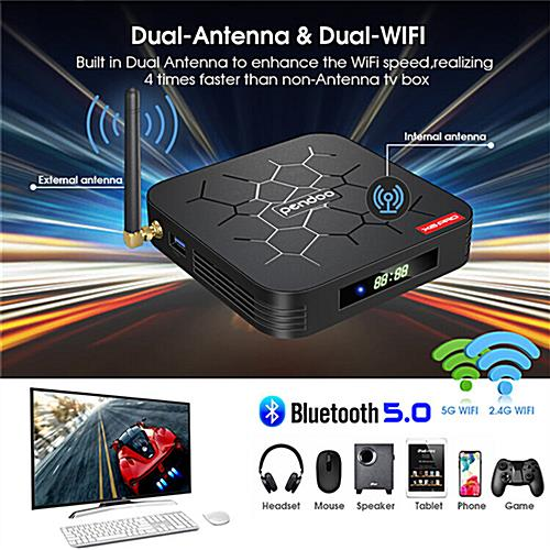 Android digital multimedia player with Bluetooth 5.0