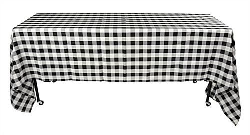Black U0026 White Tablecloth Awesome Design