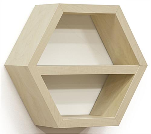 "14"" Wide Hexagonal Shelving"