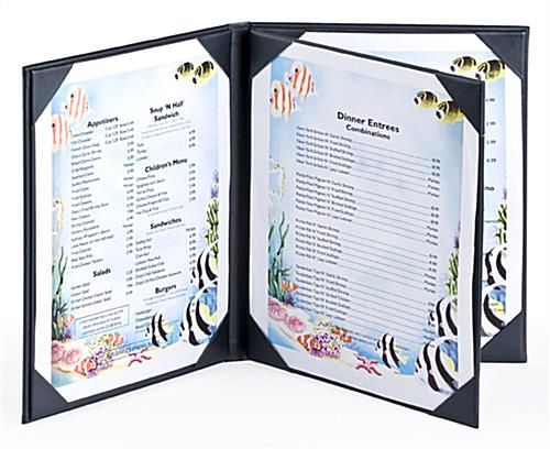 Restaurant Menu Books