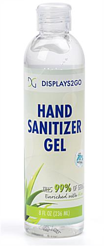 FDA approved hand sanitizer gel