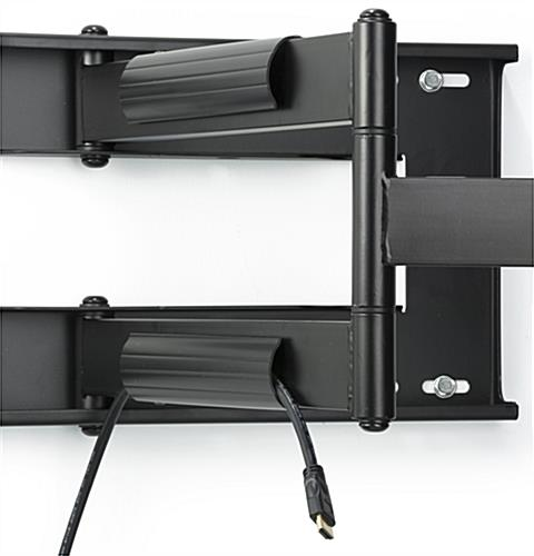 Organized Swing Away TV Mount