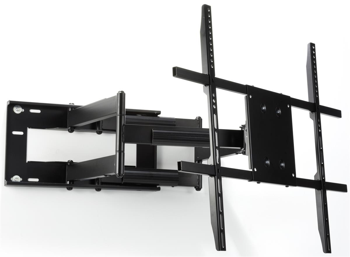 Swing Out Tv Mount Heavy Duty Bracket For Large Screens