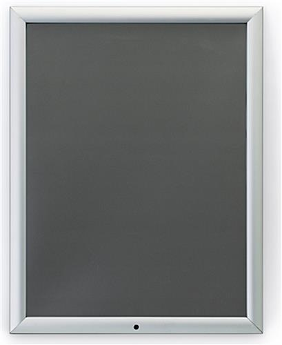 18 X 24 Silver Outdoor Snap Frame With Locking Edges