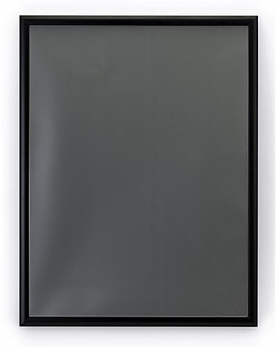 30 x 40 weather resistant poster frame snap open edges. Black Bedroom Furniture Sets. Home Design Ideas