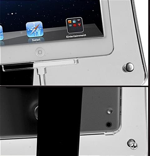 Adjustable Height iPad Stand for iPad Air
