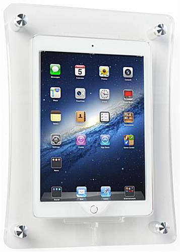 Hands Free iPad Wall Dock